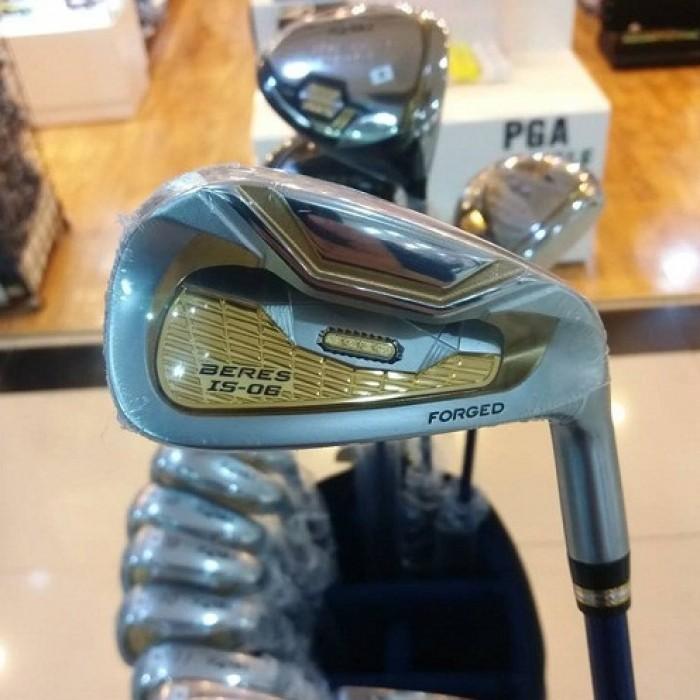 Bộ gậy golf honma S-06 3 sao shaft 52g mới 100%2
