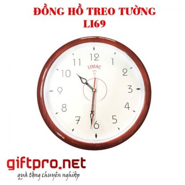 Đồng hồ treo tường tròn15