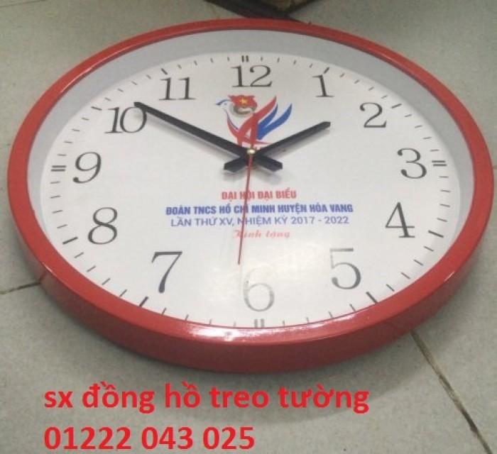 Đồng hồ treo tường tròn8