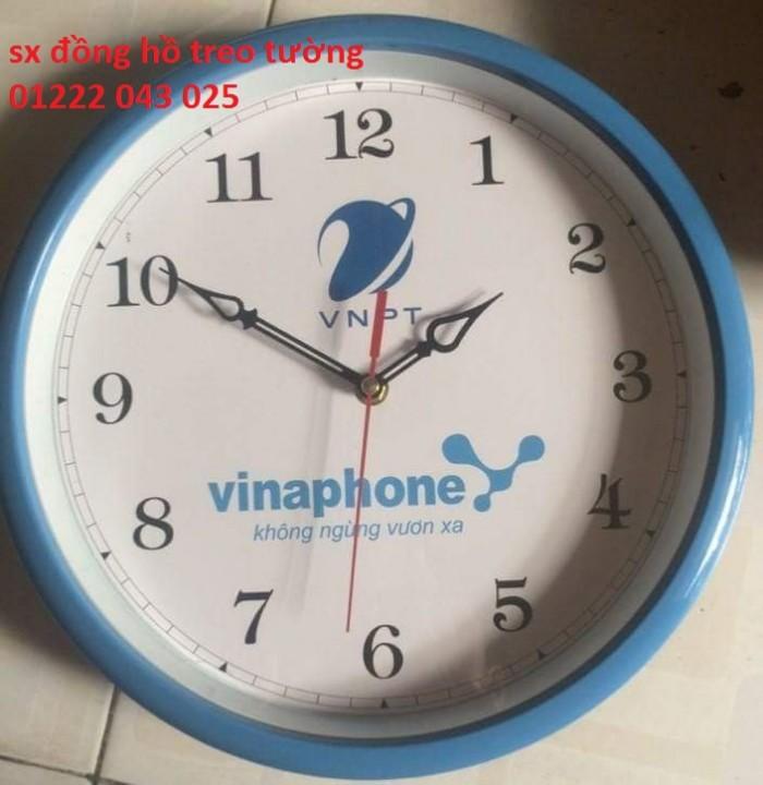 Đồng hồ treo tường tròn5