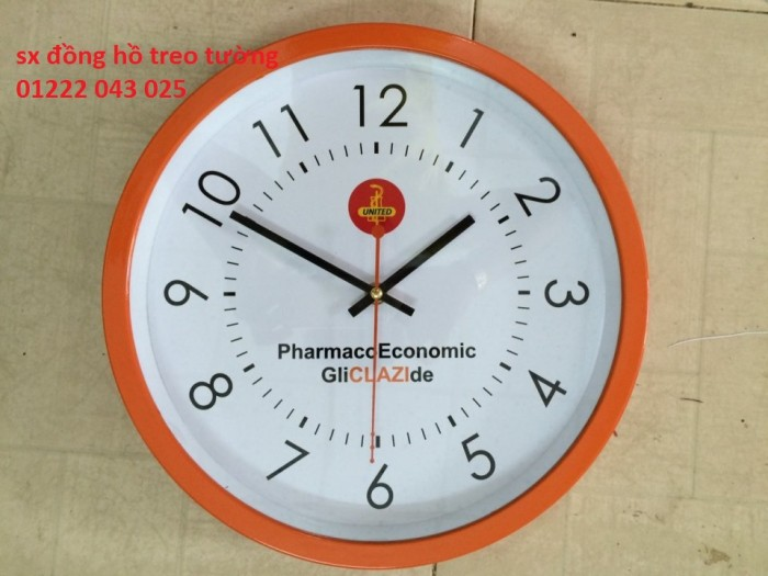 Đồng hồ treo tường tròn12