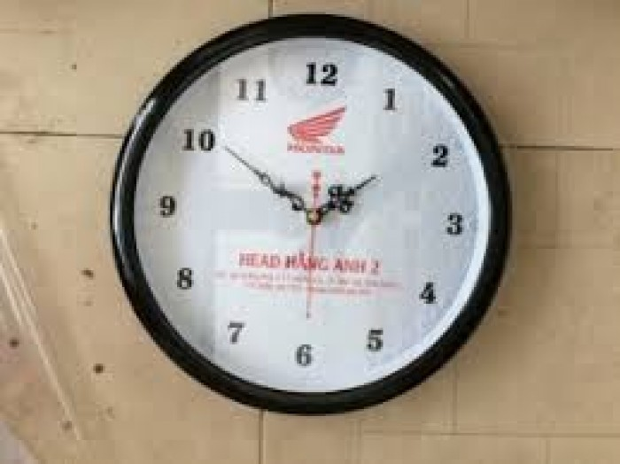 Đồng hồ treo tường tròn14