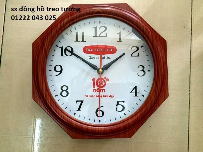 Đồng hồ treo tường tròn13