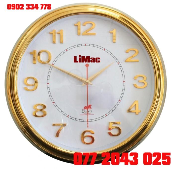 Đồng hồ treo tường tròn7