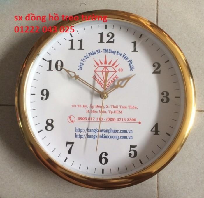 Đồng hồ treo tường tròn3