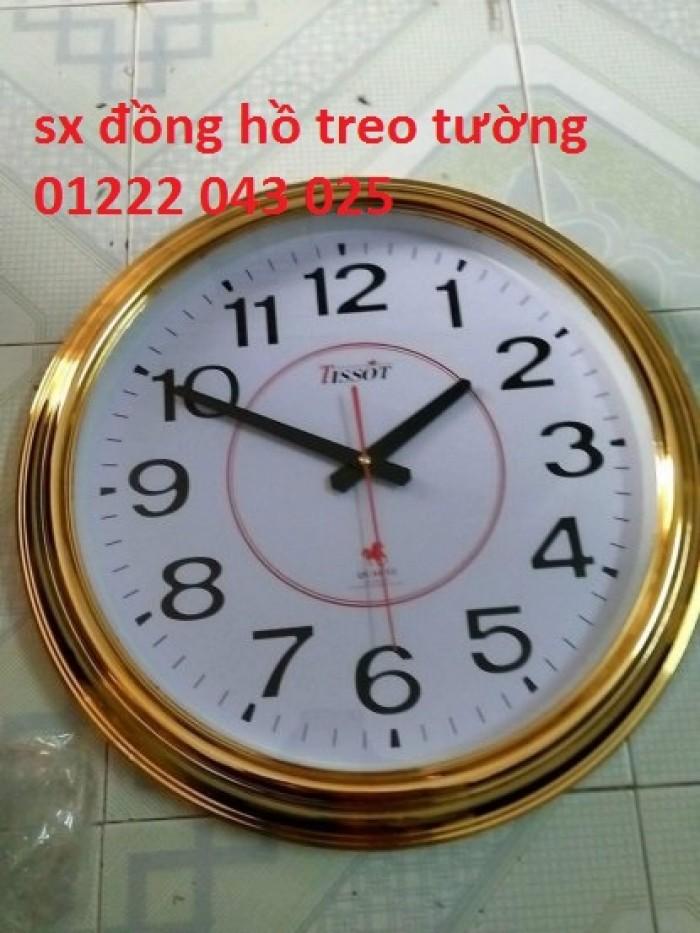 Đồng hồ treo tường tròn1