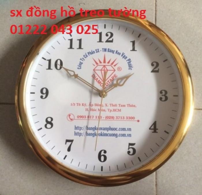 Đồng hồ treo tường tròn4