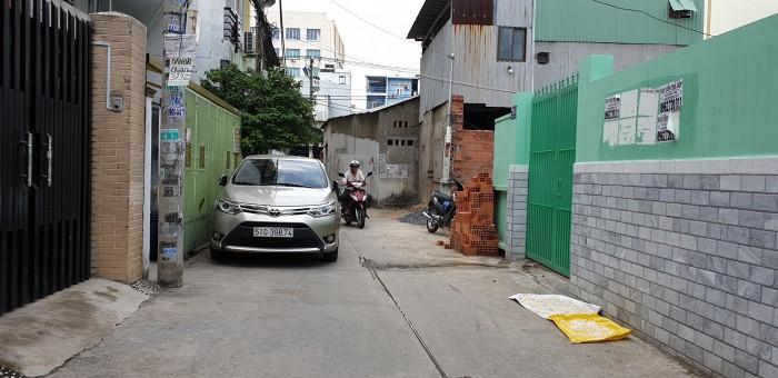 Bán Nhà Hxh Phan Văn Trị, Bình Thạnh, 3.1 Tỷ, Ở Ngay.