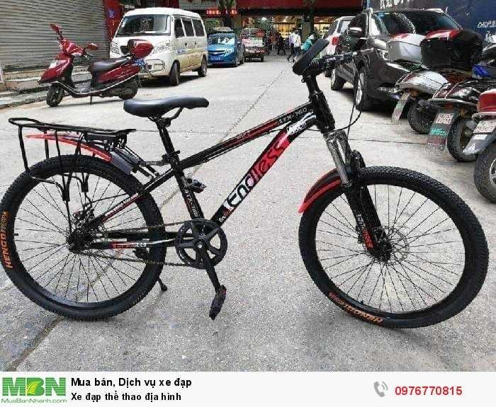 Xe đạp thể thao địa hình