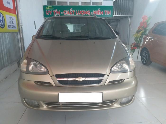 Chevrolet Vivant sản xuất năm 2008 Số tay (số sàn) Động cơ Xăng