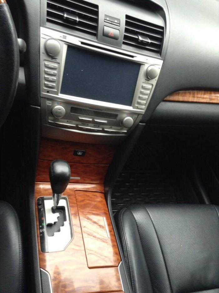Cần bán xe Toyota Camry 3.5Q 2007 số tự động màu xám 0