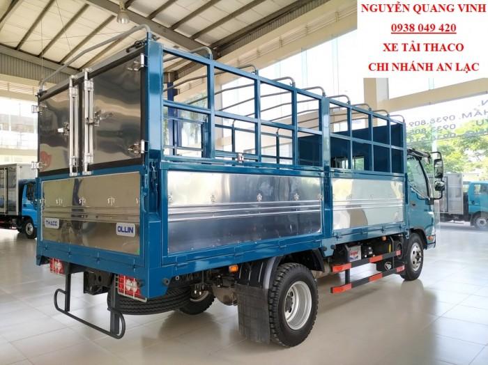 Xe Tải Trường Hải - Thaco Ollin 350 Euro 4 - 2018 - Thùng 4M4 - Tải 2,2 & 3,49 Tấn -Bán Xe Trả Góp