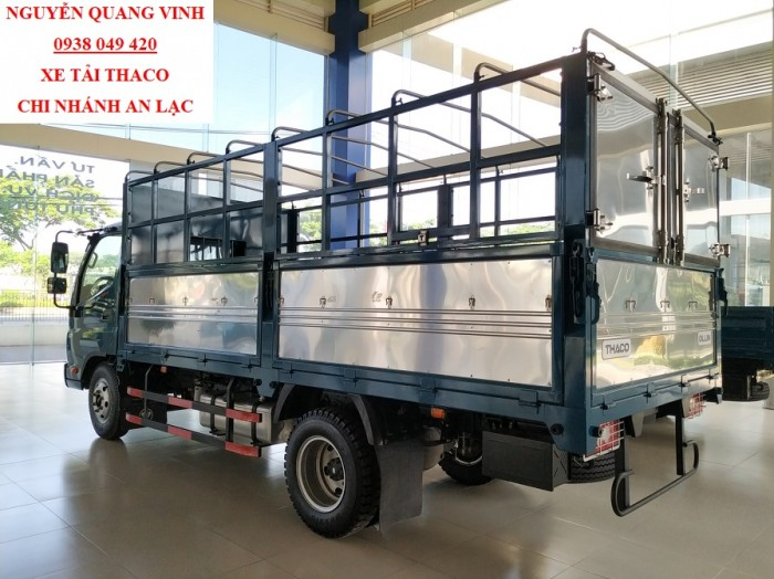 Xe Tải Trường Hải - Thaco Ollin 350 Euro 4 - Mới nhất- Thùng 4m4 - Tải 2,2 & 3,49 Tấn - Hổ Trợ Trả Góp
