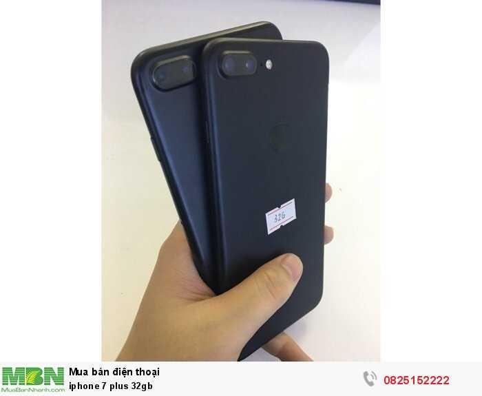 Iphone 7 plus 32gb3