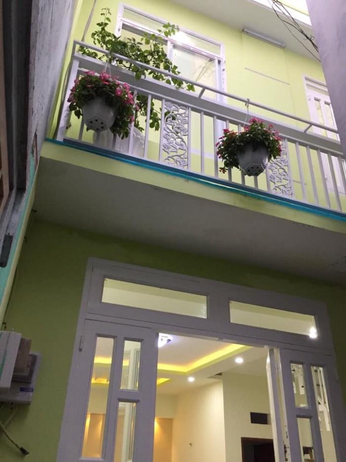 Bán nhà 266/  Phú Thọ Hoà, 4.7x6, 1 lầu
