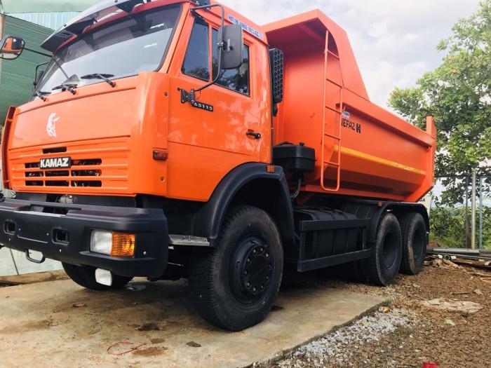 Ben Kamaz 3 giò |  Ben Kamaz 15 tấn thùng vuông Nhập khẩu 2016  #Kamaz65115vuong #Kamaz65115