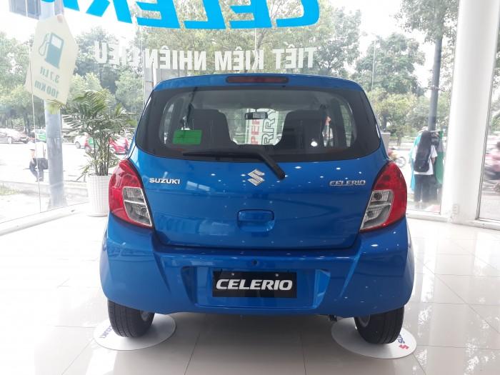 Suzuki Celerio sản xuất năm 2018 Số tay (số sàn) Động cơ Xăng