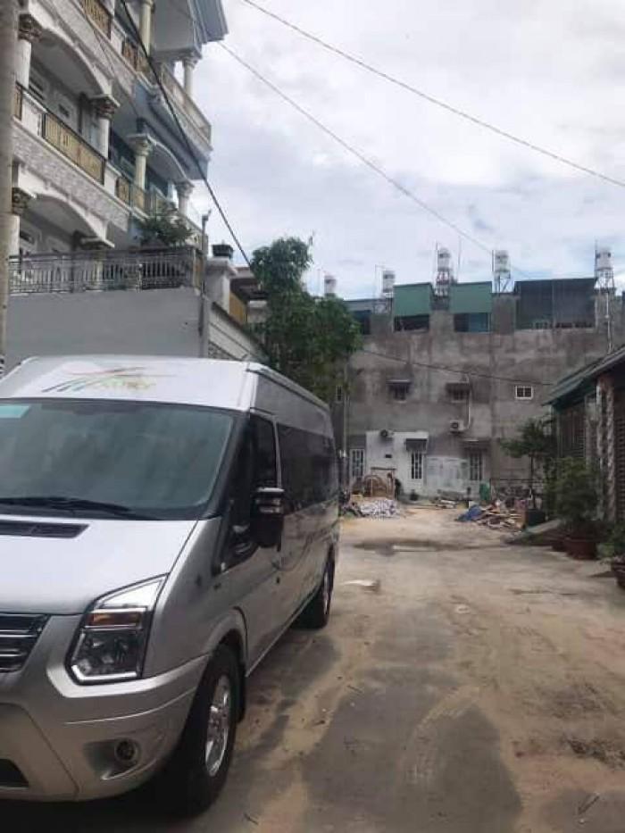Nhà xưởng. Hẻm xe tải, 8*30. Phan Huy Ích, P15, Tân Bình.