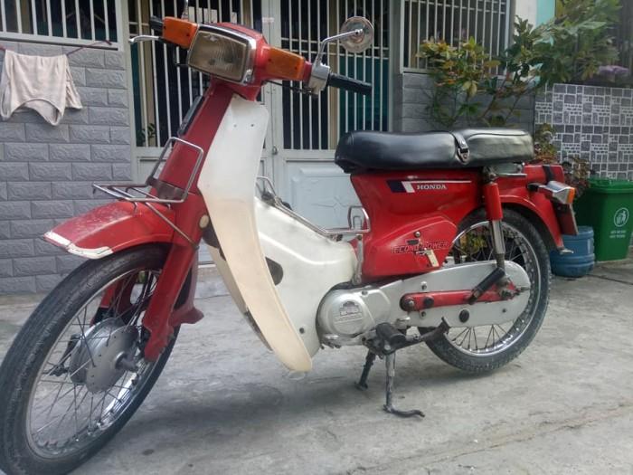 Honda DD 100c màu đỏ bstp xe mạnh máy êm nguyên zin xe máy mạnh chạy nhẹ vọt lợi xăng xe mua về là sử dụng thôi