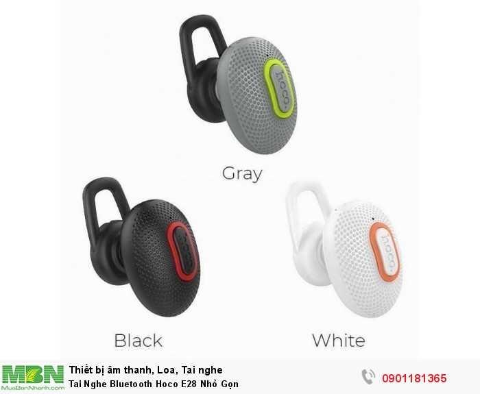 Tai Nghe Bluetooth Hoco E28 Nhỏ Gọn3