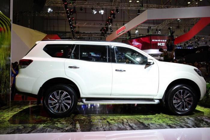 Nissan Terra 7 chỗ nhập khẩu nguyên chiếc tại Thái Lan 4
