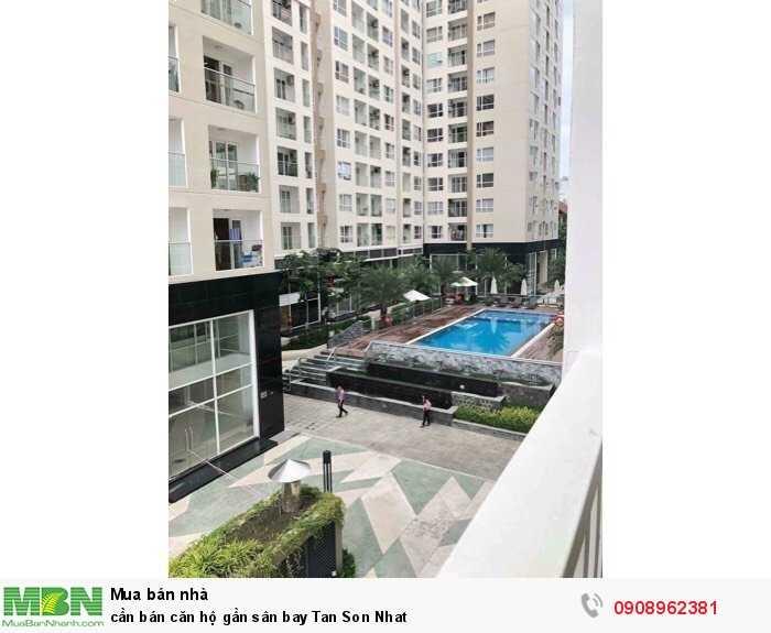 Cần bán căn hộ gần sân bay Tân Sơn Nhất
