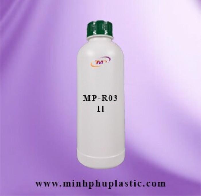 Chai nhựa, chai nhựa hdpe, chai nhưa hóa chất