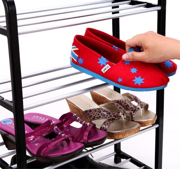 Kệ để giày dép 4 tầng3