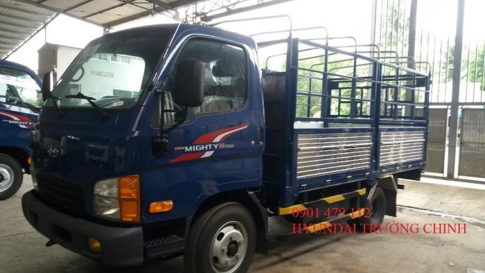 Xe tải Hyundai 2.5 tấn N250, mới 100%, EURO 4, 2018