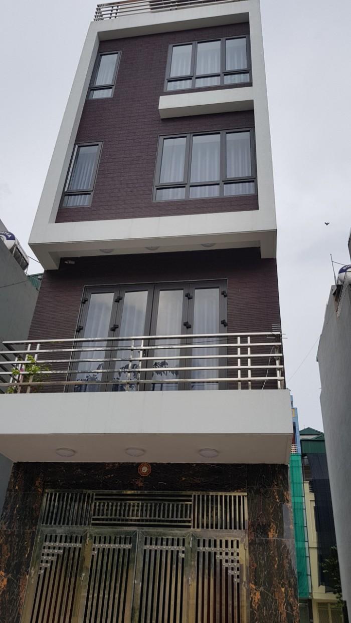 Bán nhà oto đỗ sát nhà ngõ 2 Trần Phú- Văn Quán. 38m2*3 (hỗ trợ 70%)