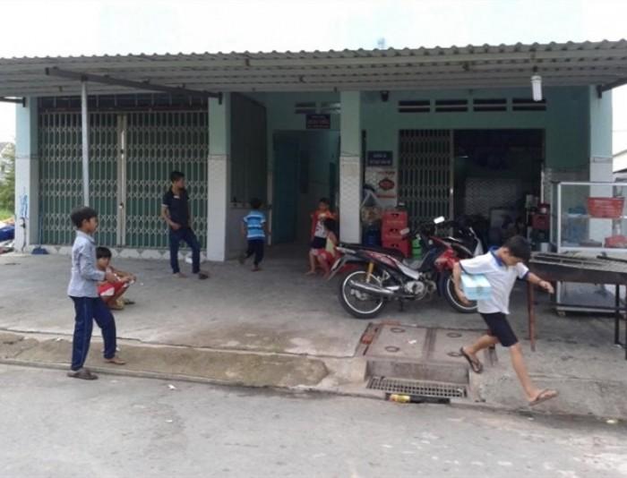 Bán nhà trọ 12p, 240m2, tại KCN Tân Phú Trung , Củ Chi