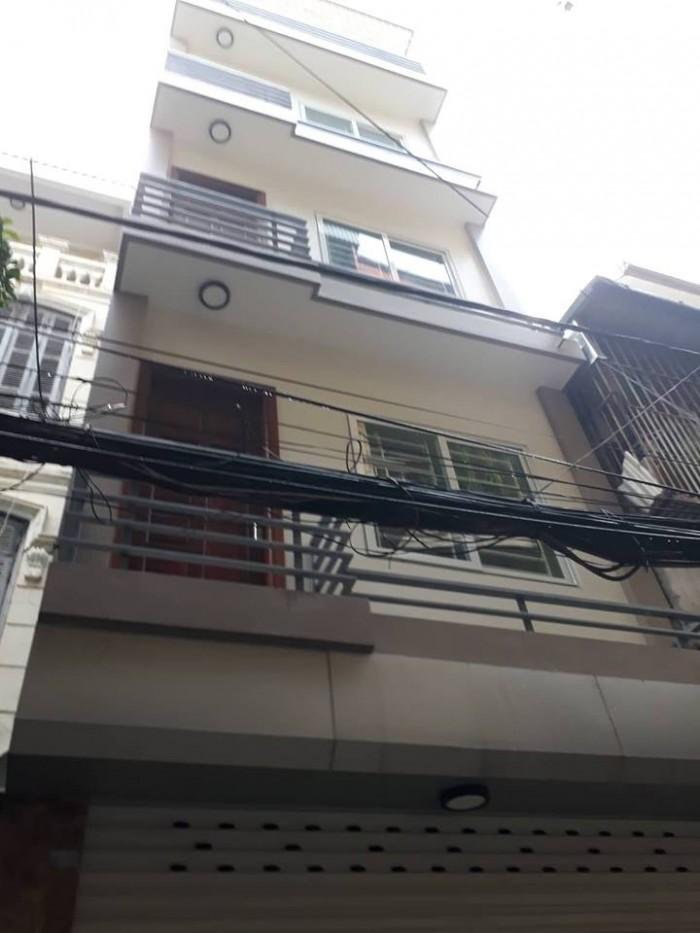 Bán gấp! gấp! gấp! nhà phố Nguyễn Ngọc Nại, Gara, kinh doanh, 52m2, 5 tầng