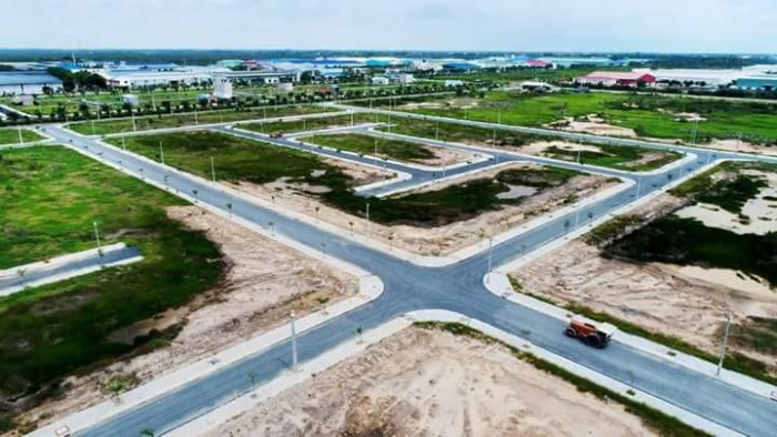 Cần bán gấp lô đất đã có sổ 545 triệu gần bến xe quận 8