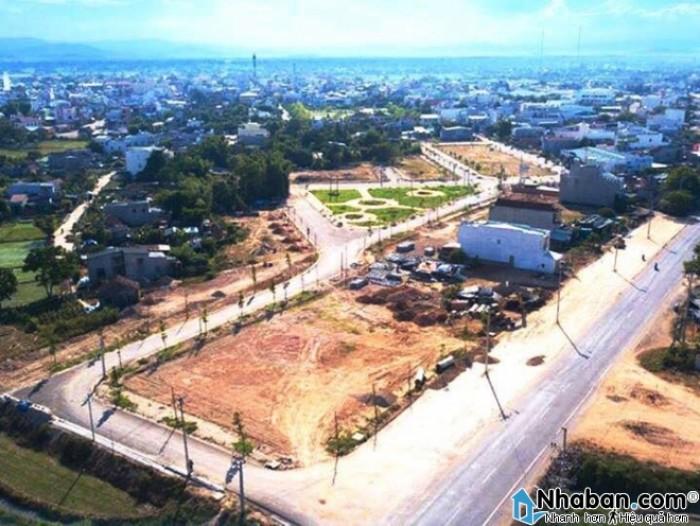 Bán đất nền Khu đô thị An Nhơn lô góc ,quốc lộ 1A giá cực tốt