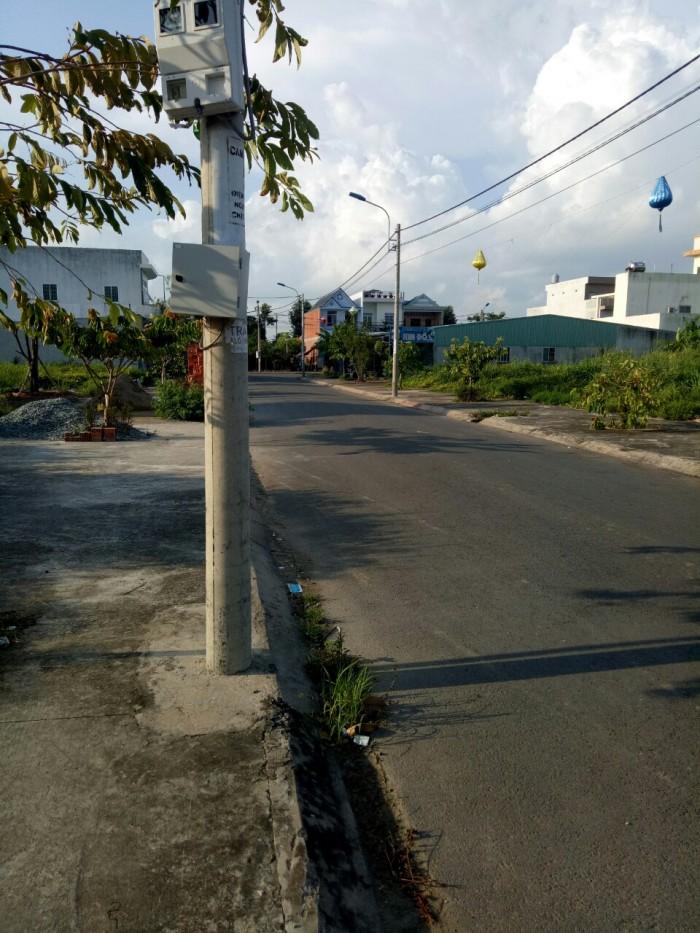 Cần thu hồi vốn nên bán lại lô đất thổ cư nằm ngay trung tâm hành chính Thủ Thừa,Long An