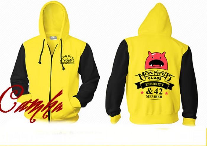 Nhận sản xuất áo khoác gió đồng phục theo yêu cầu đảm bảo chất lượng tốt, giá thành hợp lý