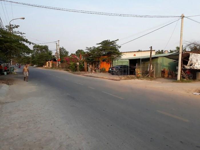 Đất thổ cư huyện Bình Chánh,SHR công chứng sang tên ngay