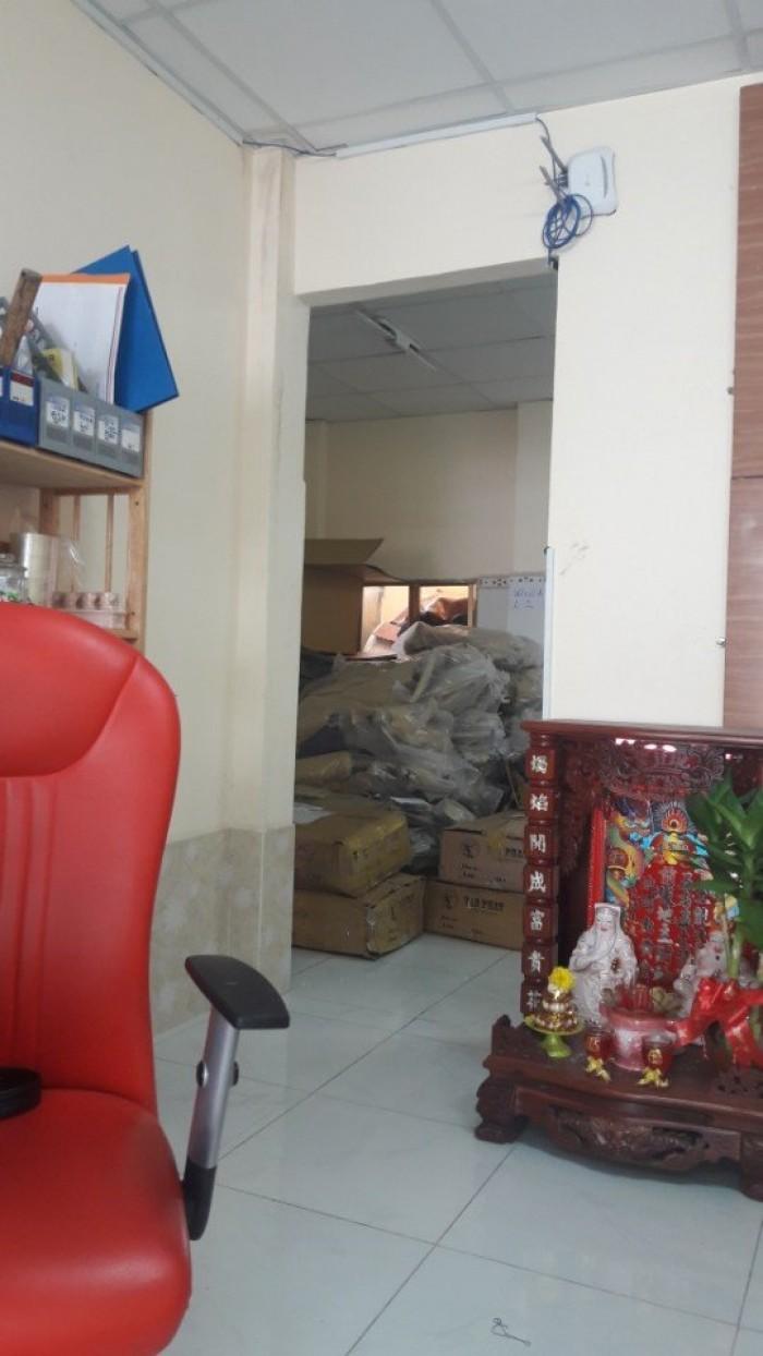 Cho thuê nhà nguyên căn 10/đường số 10 gần chợ Lê Văn Quới