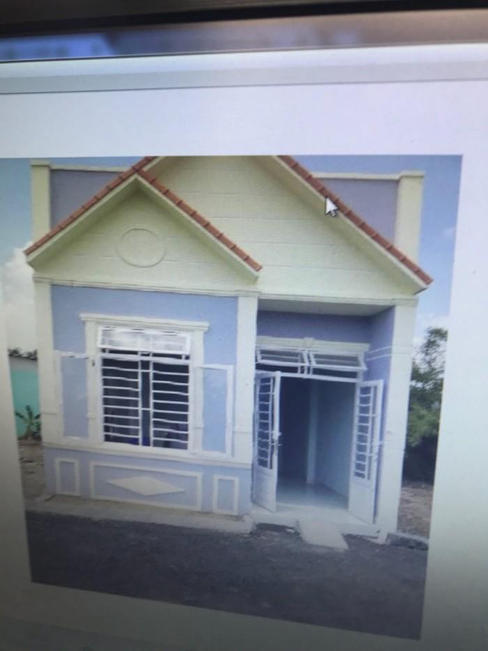 Chỉ có hai căn nhà mới xây đẹp như trong mơ mái thái mini 470 triệu/căn