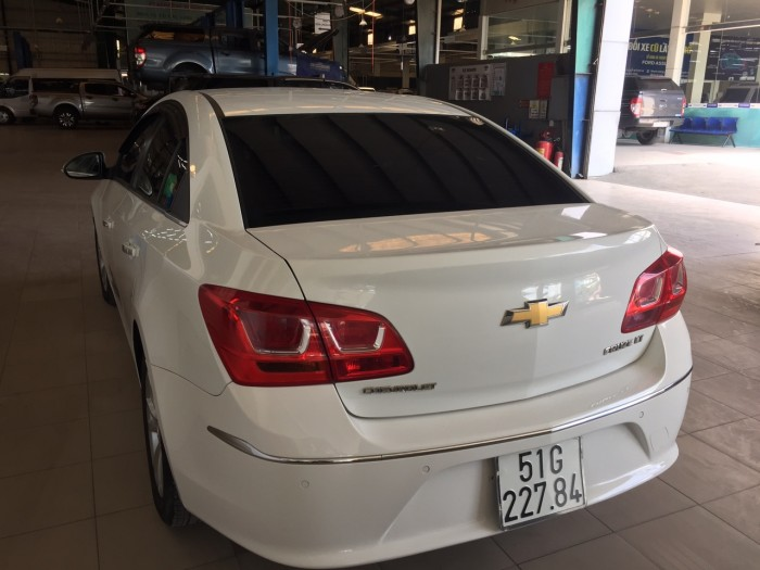 Bán Chevrolet Cruze sx 2016 xe cực đẹp 2