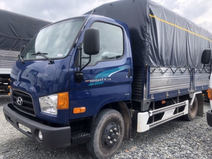 Hyundai 75s sản xuất năm 2018 Số tay (số sàn) Xe tải động cơ Dầu diesel