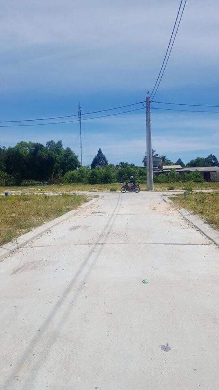 Đất 2 mặt tiền đường Nguyễn Khoa Chiêm, phường An Tây, TP Huế.  Gần ngay làng Đại Học
