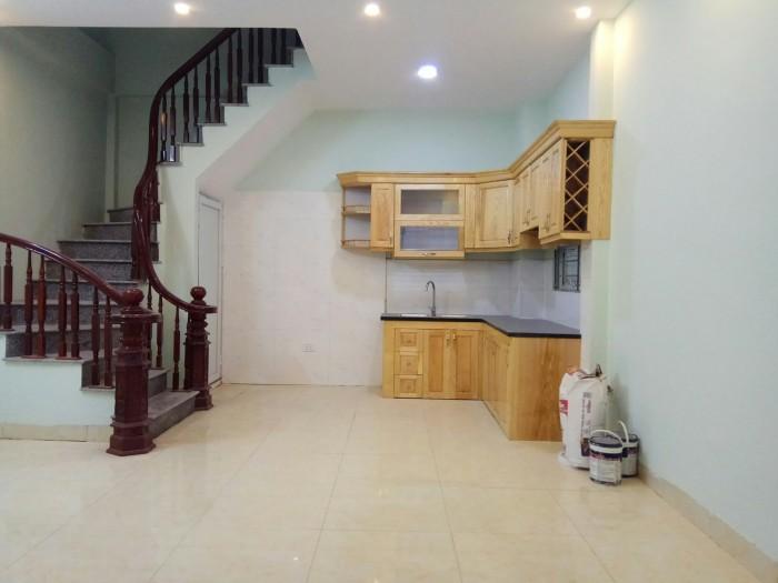 Bán nhà phố Dương Văn Bé - 34 Vĩnh Tuy gần Time city Dt 46m2x5t