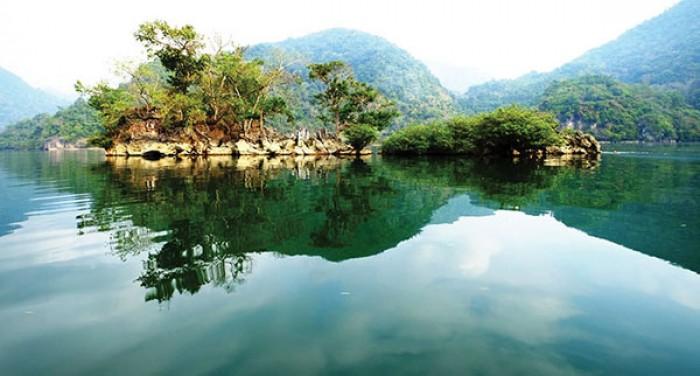 Hồ Ba Bể - Thác Bản Giốc - Pác Pó