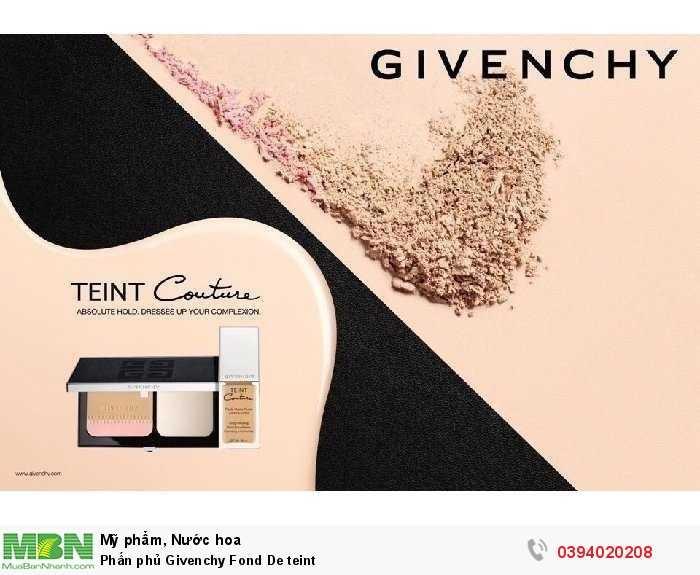 Phấn phủ Givenchy Fond De teint