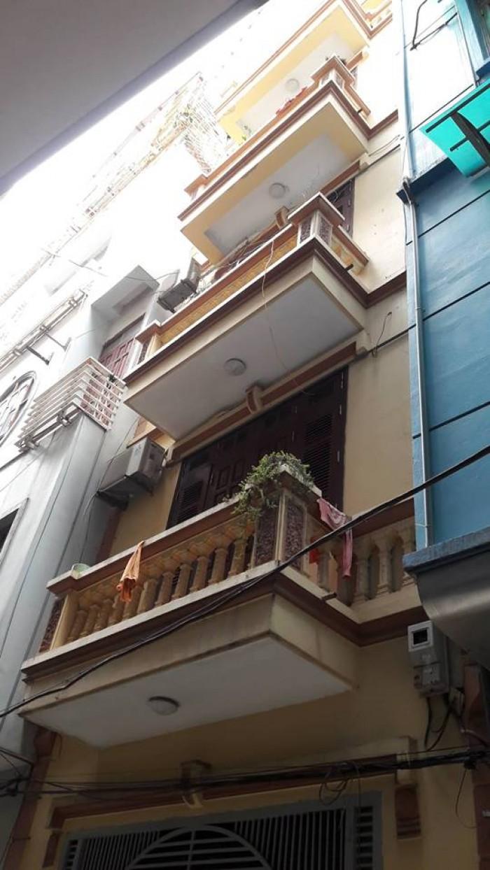 Bán gấp nhà đường Chiến Thắng cực đẹp – Gara – 5 tầng - 45m2