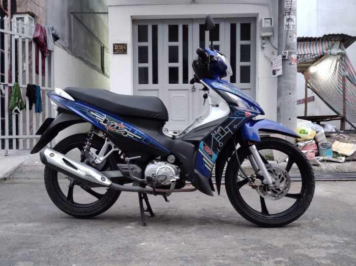 Cần bán viva fi 115 - 2013 - máy malay 2