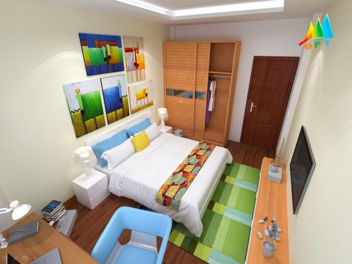 Còn duy nhất 2 căn nhà diện tích gần 40m2,thiết kế sang trọng gần Nguyễn Xiển