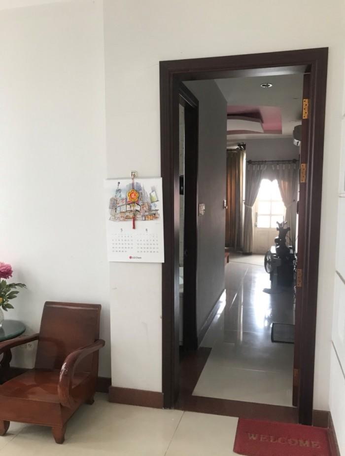 Bán nhanh nhà phố 2 lầu DT 3.5 x 19 m, mặt tiền đường số 49, P.Tân Quy, q7.