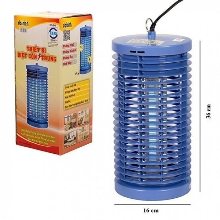 Đèn Bắt Muỗi Daisinh Ds061